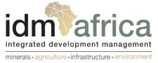 IDM Africa Logo